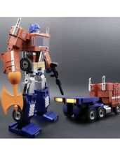TRANSFORMERS Optimus Prime Collectors Edition by Robosen Pre Order Sold Out.