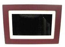 "INSIGNIA 10"" Digital Photo Frame Premium IPS Panel (NS-DPF10WW-17) -Good Working"