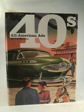 All-American Ads. 40s. [Neubuch] Heimann, Jim: