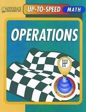 Operations Up to Speed Math Saddleback ISBN 1562543636