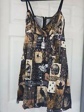 Goth/emo/punk Dress Size L