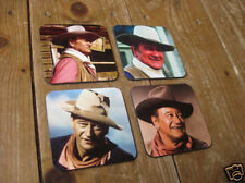 John Wayne Cowboy Awesome Drinks Coaster Set