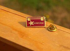 Starcase Star Case Equipment Cases Metal & Enamel Lapel Pin Pinback