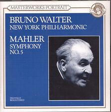 Mahler-SINFONIA 5-Walter-NEW YORK-CD