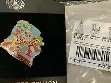 Disney Pin Chip & Dale Snowman Series - Disney Pin Le 250 - #82005