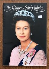 The Queen's Silver Jubilee Royal Souvenir Magazine Woolworths 1977