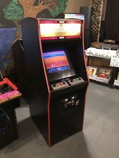 100% Working Nintendo Vs. Midway Pac-Man Conversion Cabinet - Excitebike Arcade!