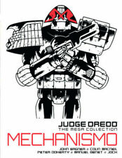 Judge Dredd Mega Collection - Mechanismo - Graphic Novel - I2/V24 NEW/SEALED