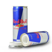 Original Red BUL  Replica Stash Safe 8.4oz Energy Drink $$$ n' Small Valuables
