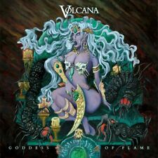 Volcana-Goddess of Flame CD stormspell us import with mantic Ritual/Vindicator