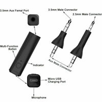 Bluetooth 5,0 Stereo Audio Adapter Wireless Receiver 25 35 QC25 für QuietCo best