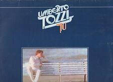 UMBERTO TOZZI disco LP 33 giri TU 1978  made in ITALY + inserto miniposter