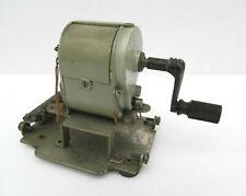 Vintage GPO 26A / 26AN Phone Telephone Hand Generator ~ Free UK Post