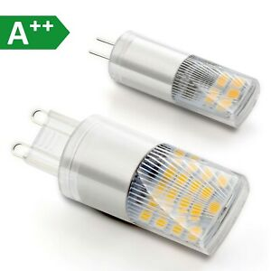 LED Leuchtmittel G4 G9 Lampe Lampen Stecklampe Stiftsockel Birne Kerze Bi-Pin