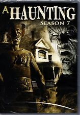 A HAUNTING COMPLETE SEVENTH SEASON 7, DVD NEW AND SEALED!  R1