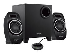 Creative T3250W Wireless BLUETOOTH 2.1 Speaker System with Wired Remote [3]