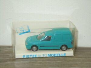 VW Volkswagen Caddy - Rietze Auto Modelle 1:87 in Box *49391