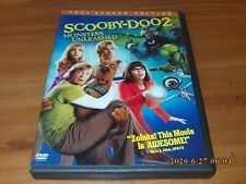 Scooby Doo 2: Monsters Unleashed (DVD, Full Frame 2004)
