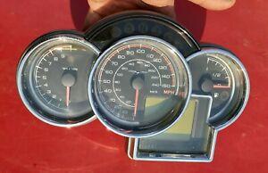 08 Moto Guzzi 1200 Norge OEM Gauges Cluster Speedometer Tach Display speedo
