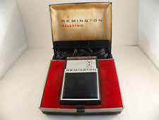 Rasoir Remington BY8 France en boite bon état d'usage ancien Electric shaver