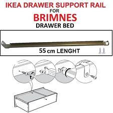 IKEA tiroir support rail pour Brimnes Lit tiroirs simple & double