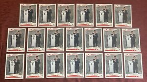 Lot of (20) 2005-06 Topps ANDREW BOGUT Rookie Cards #221 RC Australia - Bucks🔥