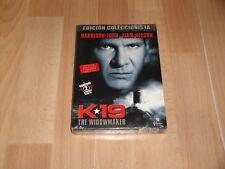 THE WIDOWMAKER K19 EDICION COLECCIONISTA EN DVD CON 2 DISCOS NUEVA PRECINTADA