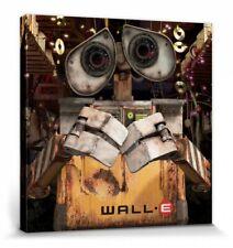 WALL-E - Close Up, Disney Poster Leinwand-Druck Bild (40x40cm) #87870