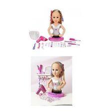 NEW Dream Dazzler Blond Ooh La La styling head doll makeover