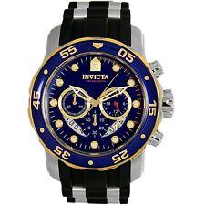 Invicta Men's Pro Diver 22971 Blue Silicone Quartz Diving Watch
