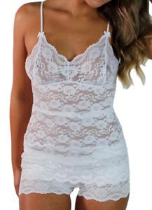 Foxers Black Hip Length Camisole White Size XXX-Large Style FXCAM3
