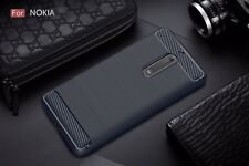 Case For Nokia 3 Nokia 5 Nokia 6 Nokia 8 Carbon Fiber Texture Cover For Nokia 3