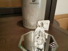 Swarovski Crystal Large Penguin Mint Condition and Retire 7643 Nr 85