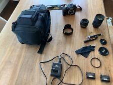 New listing Nikon D7100 24.1Mp Digital Slr Camera Full Kit, Bag, Lens, 2x Memory, 2x Batts