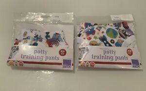 bambino mio potty training pants 2-3yrs. Set Of 2 Pants.