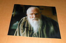 Julian Glover * James Bond, Indiana Jones *, original autografiada foto en 20x25 cm