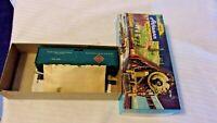 HO Scale Athearn 40' Refrigerator Box Car Railway Express Agency #6101, Blue Box