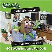 Violent Veg 40 Favourite Songs for Dad! [DVD AUDIO], Various Artists, Very Good