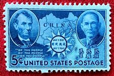 US Stamps SC #906 Chinese Presistance Issue MNH/OG