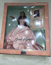 Rare New 2001 Grand Entrance Barbie Doll African American Sharon Zuckerman 53842