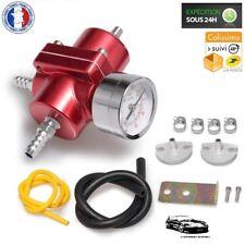 Régulateur de Pression d'Essence Réglable Rouge pour BMW E21 E30 E36 E46 - Neuf
