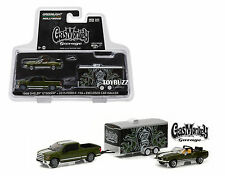 GREENLIGHT 1:64 HITCH & TOW HOLLYWOOD GAS MONKEY GARAGE SHELBY FORD 31010-A