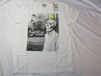 NWT Converse Athletic Men's Large L Skeleton T-Shirt 10378C