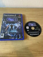 Star Wars: The Force Unleashed (Sony PlayStation 2, 2008) game