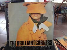 "The Brilliant Corners - Why Do You Have To Go Out With Him... 12"" 1988 Signed"