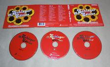 3 CD Media Markt Die Schlager Editon 52.Titel Roland Kaiser Heino Karat Michelle