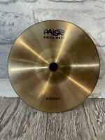 """Paiste Swiss-Made Accent Cymbal 6"""" Cymbal Drum Accessory"""