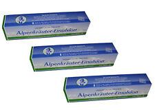 Alpenkräuter Emulsion Balsam 3 x 200 ml