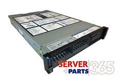 """IBM Lenovo 5462-AC1 System X3650 M5 16 Bay 2.5"""" Server CTO 2x PSU, Rails"""