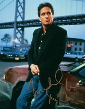 Michael Douglas Actor Hand Signed 8x10 Autographed Photo COA Proof